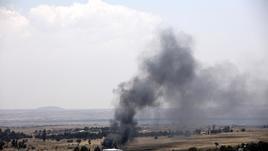 Siria: intensi raid su Hama e idlib