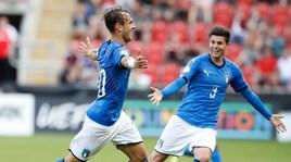 Under 19, Italia-Portogallo 3-1. In gol Riccardi