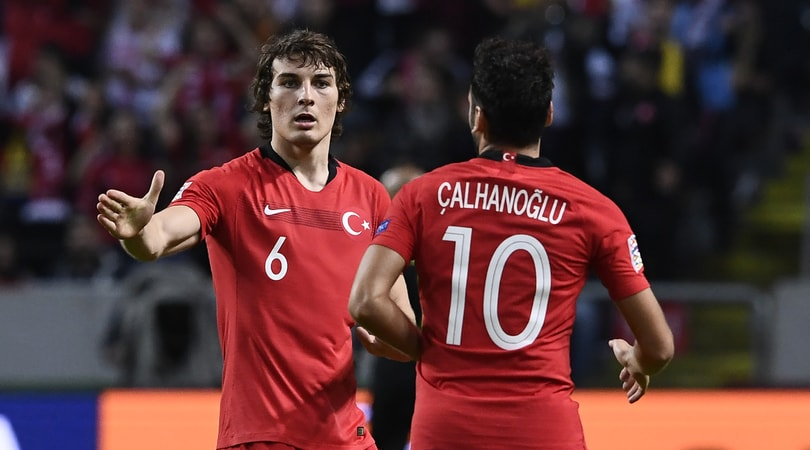 Nations League, la Turchia rimonta la Svezia: in gol Calhanoglu. Pari per la Serbia