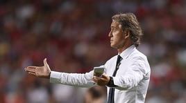 Italia, Mancini: «Dobbiamo trovare dei rimedi per fare gol»