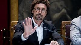 Toninelli, venerdì decretone per Genova