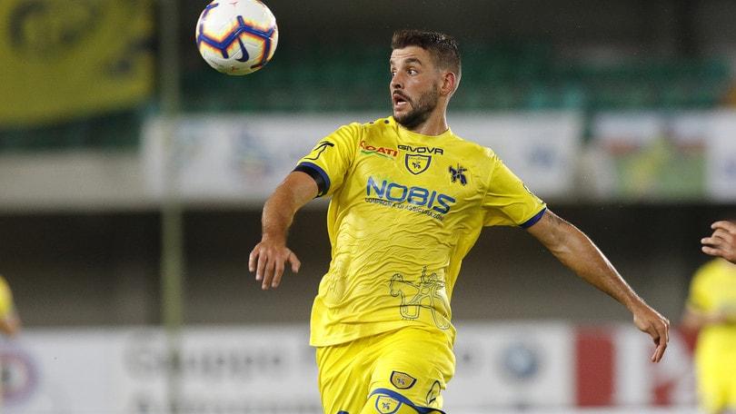 Serie A Chievo, distrazione al bicipite femorale per Djordjevic