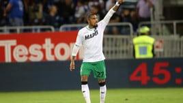 Serie A Sassuolo, Boateng: «Dopo il ritiro? Vorrei fare l'attore»