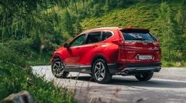 Honda, schiacciata mondiale per lanciare il SUV dei record