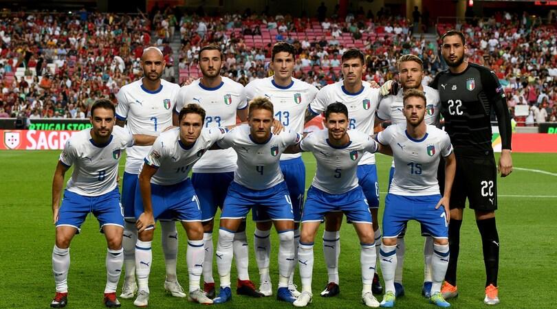 Nations League, Italia a rischio retrocessione: ecco come funziona il regolamento