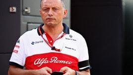F1 Alfa Sauber, Vasseur: «Raikkonen rappresenta un pilastro per il nostro progetto»