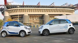 Car2Go raggiunge quota 500.000 iscritti