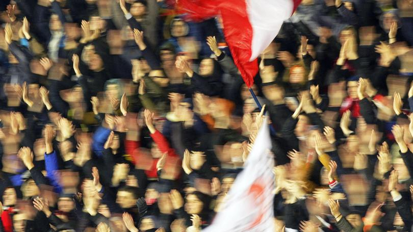 Champions: Stella Rossa-Napoli, sold out