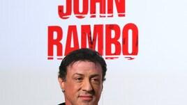 Sylvester Stallone pronto per il ritorno di Rambo