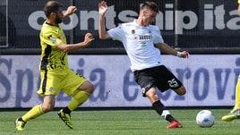 Calciomercato Spezia, rinnovi per Maggiore e Vignali