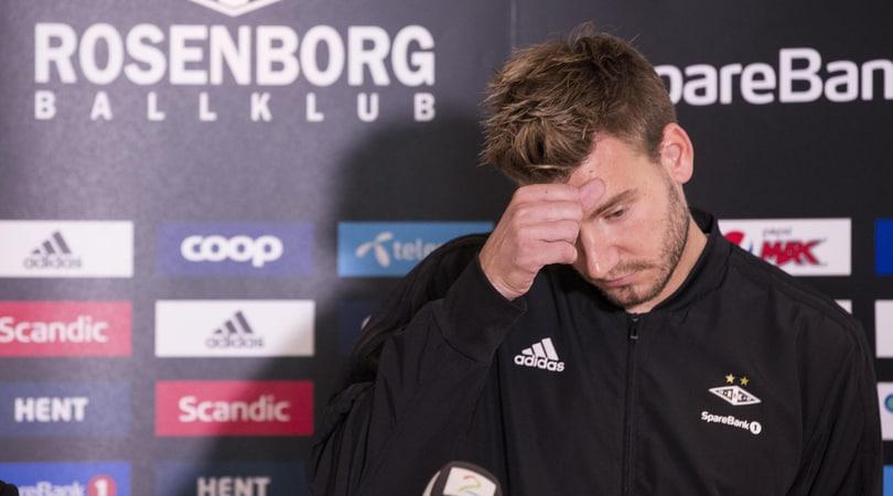 Rosenborg, Bendtner chiede scusa a club e tifosi. Ma non al tassista picchiato