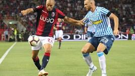 Serie A Bologna, seduta differenziata per Palacio