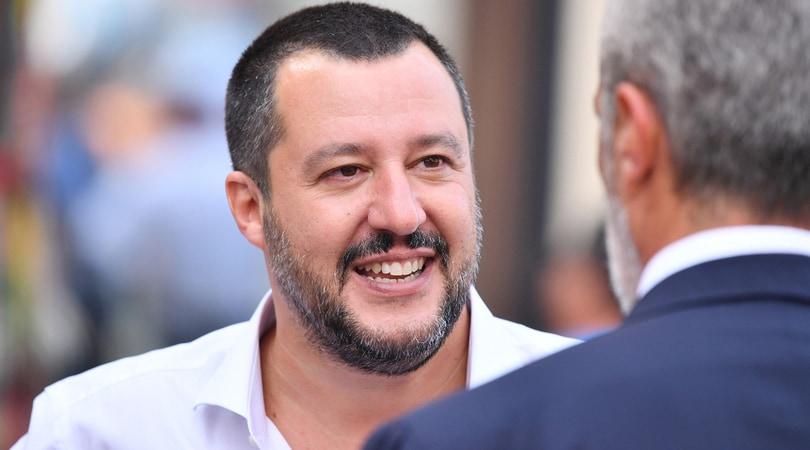 Salvini: «I club devono pagare gli agenti per la sicurezza»