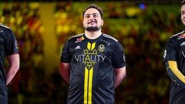 L'italiano Jiizuké al mondiale di League of Legends