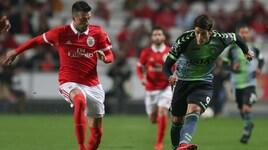 Eintracht,Gonçalo Paciencia ko: starà fuori 6 settimane