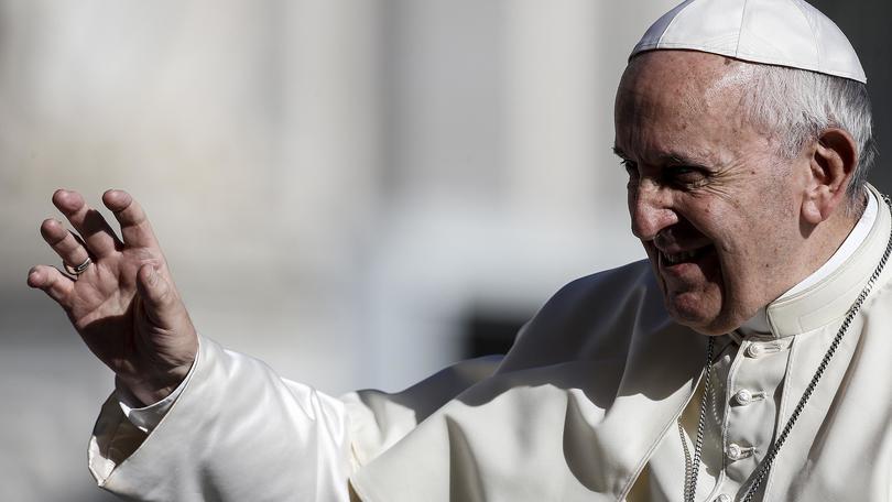 Papa: nel 2019 voglio visitare Giappone