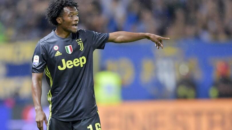 Serie A Juventus, Cuadrado: «Ottavo scudetto e Champions, ci proviamo»