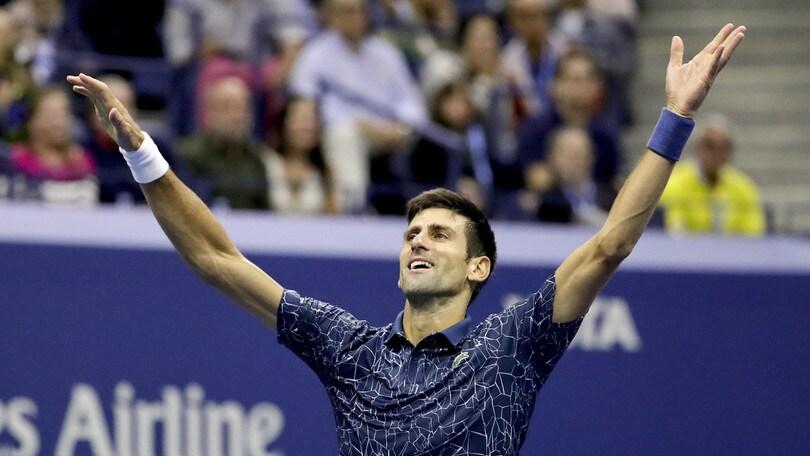 Tennis, per i bookmaker il 2019 sarà l'anno di Djokovic