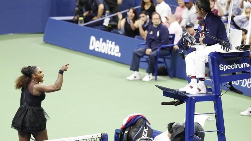 Il giudice Ramos: «Serena Williams? L'arbitraggio 'a la carte' non esiste»