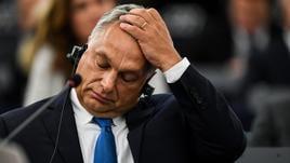 Il Parlamento Ue condanna Orban