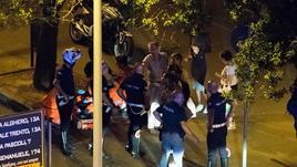 Migrante picchiato, preso capo branco