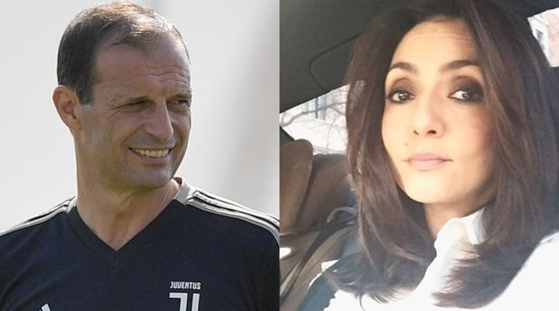 Allegri e Ambra, matrimonio in vista?