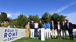 Golf, la Ryder Cup 2022 entra nel vivo: al via i lavori al Marco Simone