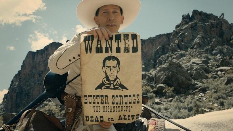 La Ballata di Buster Scruggs: il trailer del film dei fratelli Coen