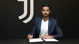 Juventus, Khedira fino al 2021:«Vogliamo la Champions: con CR7 è possibile»