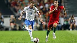 Serie A Spal, Lazzari: «Che brividi la Nazionale»