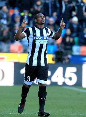 Udinese: Samir rinnova fino al 2023