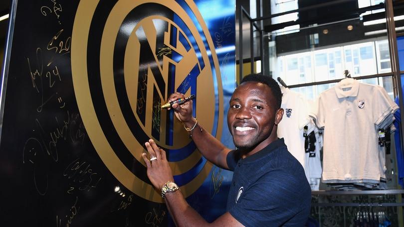 Inter, Asamoah: «Battere il Parma è importante per la Champions»