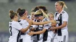 Bonansea non basta: finisce 2-2 l'esordio in Champions League della Juventus Women