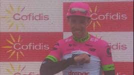 Vuelta, 17ª tappa - Woods vince nella nebbia