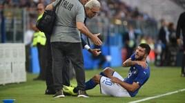 Milan, Cutrone ko: per lui distorsione alla caviglia
