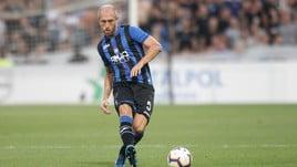 Serie A Atalanta, Masiello in gruppo. Palomino a parte