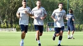 Serie A Bologna, col Genoa ballottaggio Falcinelli-Destro
