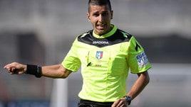 Serie B Foggia-Palermo, arbitra Marinelli. Livorno-Crotone: Piccinini