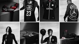 Paris Saint Germain, ecco la collezione targata Michael Jordan