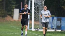 Inter, Keita titolare e Icardi in panchina