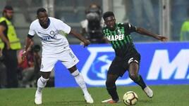 Serie A Sassuolo, Duncan: «Juventus avversario scomodo per tutti»