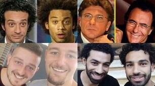 Il calcio è pieno di sosia: ecco le incredibili somiglianze
