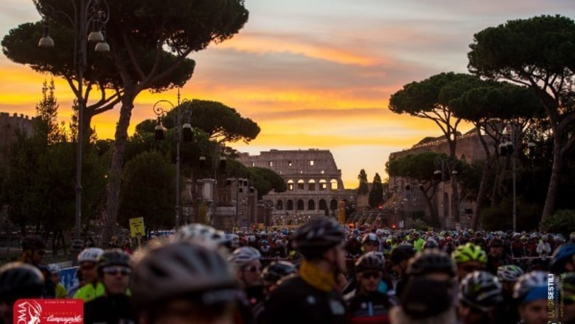 Granfondo Campagnolo Roma: un mese al via!