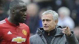 Lukaku sta con Mourinho: «Combatte per i suoi giocatori»