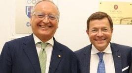 Pigozzi confermatopresidente FIMS, Casasco nel Board