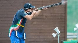 Mondiali tiro a volo: bronzo e Carta Olimpica per Filippelli