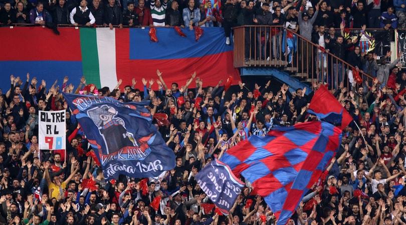 Serie B, il Tar respinge il ricorso dei tifosi del Catania