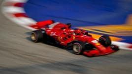Singapore,Ferrari 'un pensiero a Sergio'