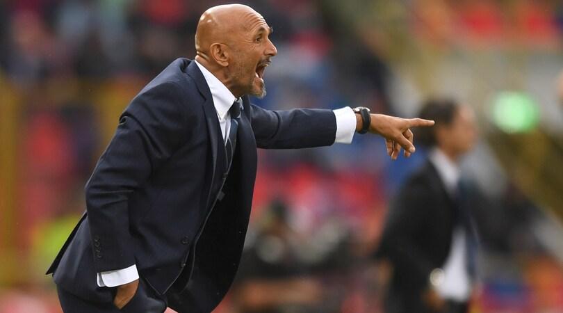 Spalletti: «Inter, sei pronta per il tour de force. Farò una sorpresa a Totti»