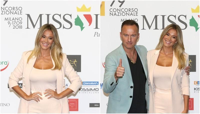 Diletta Leotta incanta tra le Miss